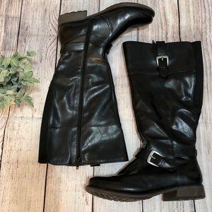 •Yuu• black boots (wide calf)